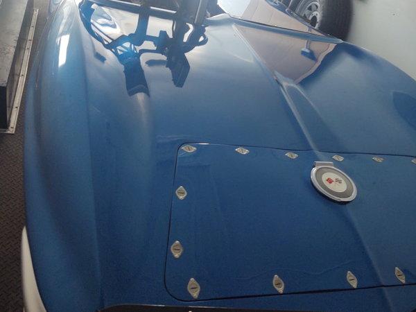 TRADE for toterhome, '63 Corvette roadster, Suncoast s/g