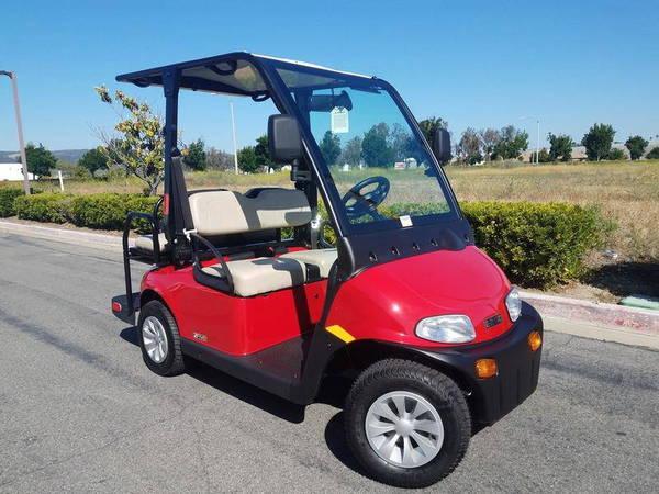 2017 E-Z-GO 2Five® 4 Passenger Electric Golf Cart  for Sale $2,000