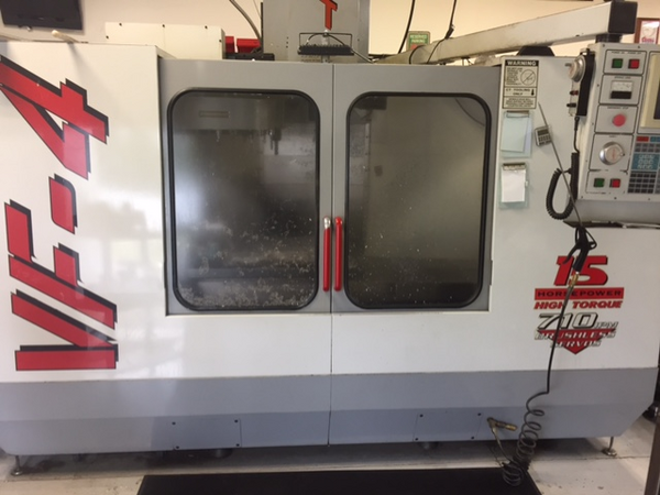 Haas vf 4  for Sale $29,000