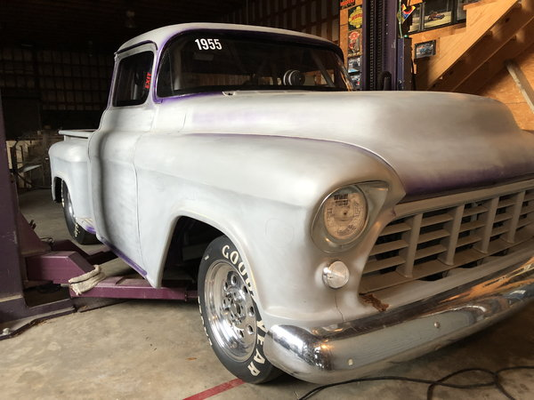 55 Chevy Step Side For Sale In Bush La Racingjunk Classifieds
