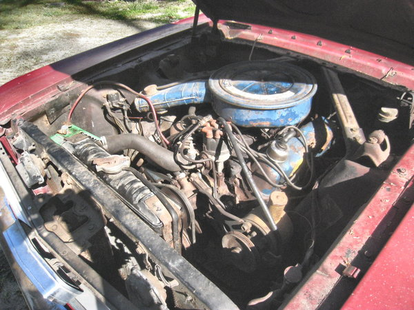 1966 Ford Mustang  for Sale $3,800