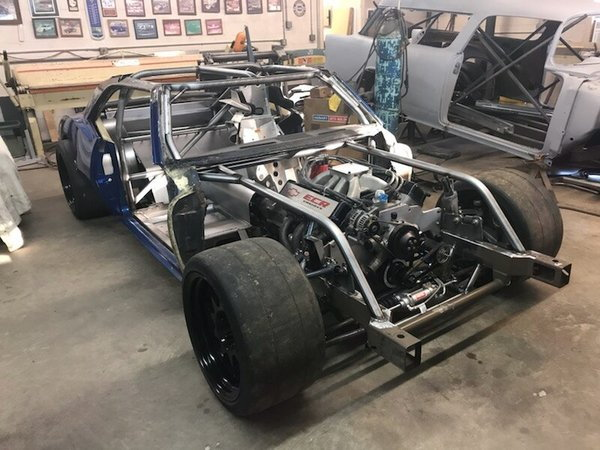 1968 Camaro Widebody project for sale  for Sale $27,000