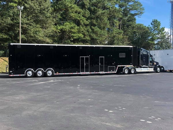 2013 Freightliner & Competition Trailer For Sale