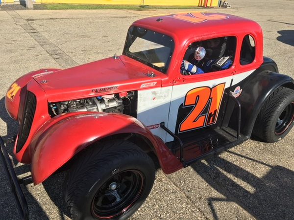 34 ford race ready legend