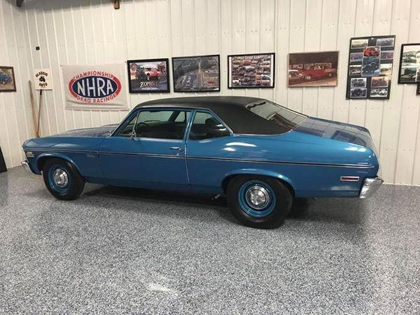 1972 Chevrolet Nova  for Sale $32,000