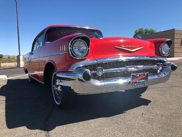 1957 Chevrolet Bel Air  for Sale $38,500