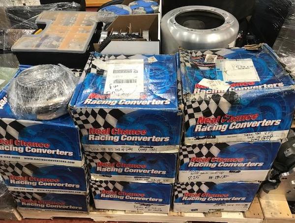 Assorted Bruno & Lenco Drive Converters
