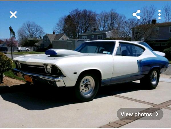 68 chevelle  for Sale $12,000