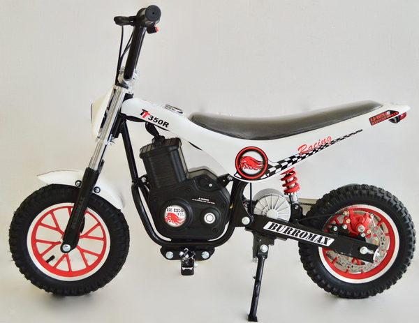 Burromax TT350R Lithium Ion NCM Powered Minibike  for Sale $540
