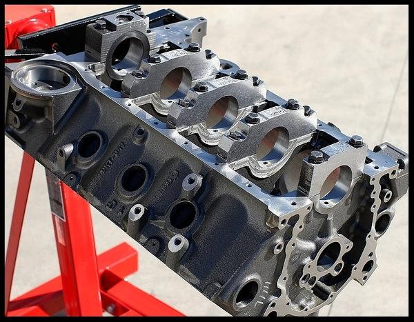 SBC TURN KEY  377 STAGE 2.3 DART BLOCK, CRATE MOTOR 530 hp  for Sale $7,150