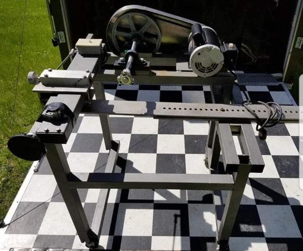 Kart Quarter Midget Tire Lathe  for Sale $1,000