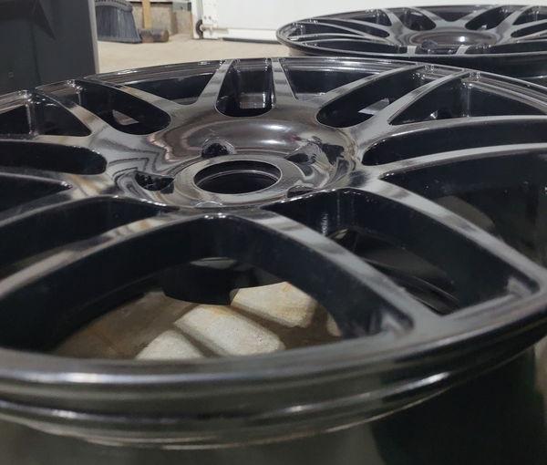 "Forgestar F14 18"" Wheels - takeoffs from Superlite Aero  for Sale $1,200"