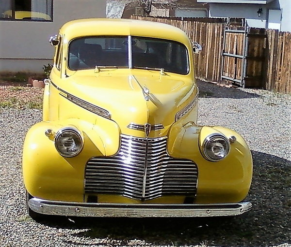 1940 Chevrolet 4 Door Sedan Street Rod  for Sale $30,000