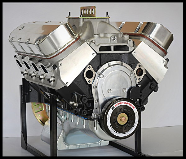 BBC 572 ENGINE, MERLIN IV BLOCK, CRATE MOTOR 740 hp  for Sale $8,795