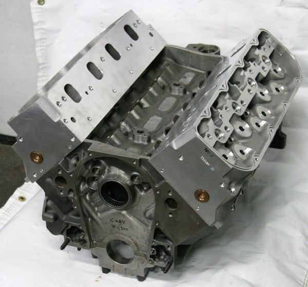 Junk Cars Parts: NEW GM ROX SB2.2 CYLINDER BLOCKS & HEADS For Sale In