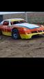 Dirt track camaro w engine  for sale $5,000