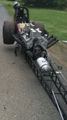 Rare late 60's Twin Front Engine Dragster