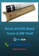 Ricoh 841295 Black Toner 8,300 Yield