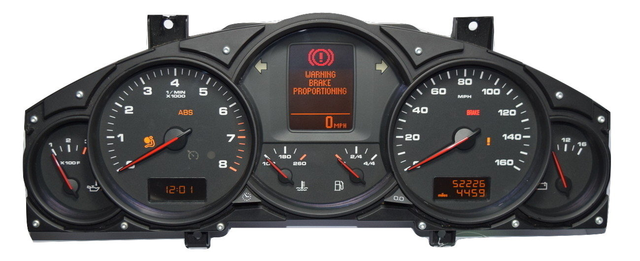 Need Wiring Schematic For 955 Instrument Cluster