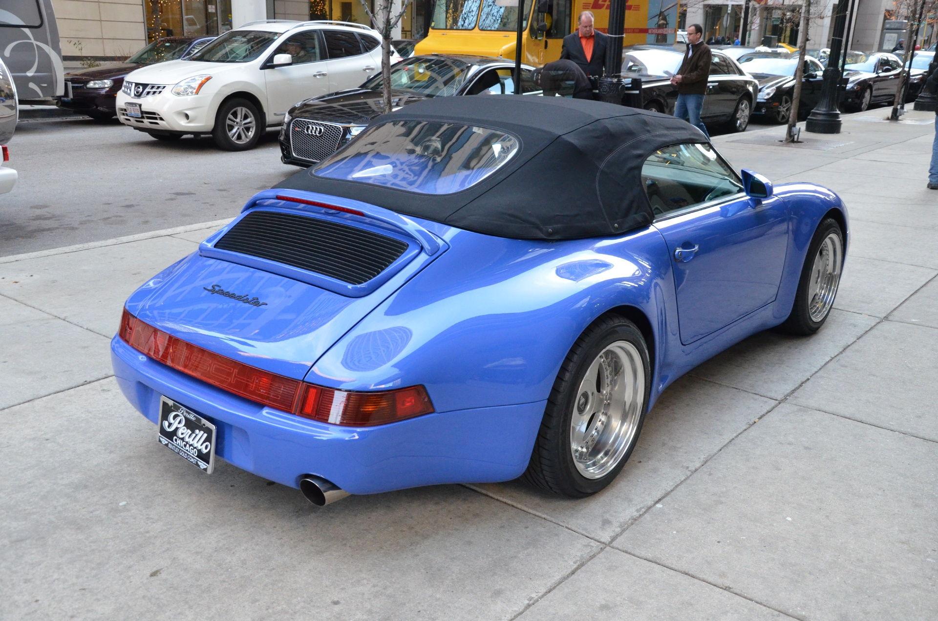 1994 Speedster Widebody Page 10 Rennlist Porsche