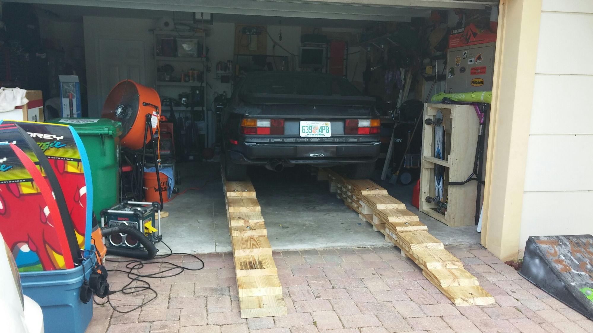 Show Me A Calendar >> DIY reasonable car lift - Rennlist - Porsche Discussion Forums