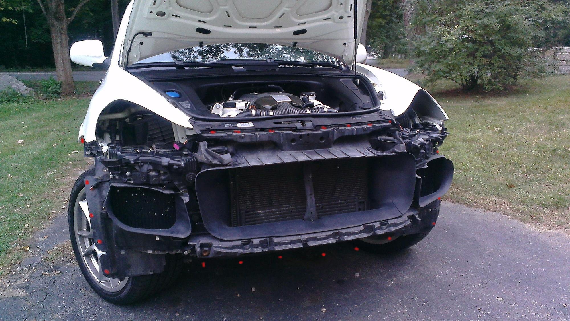 Help removing front bumper 957 cayenne gts rennlist porsche discussion forums