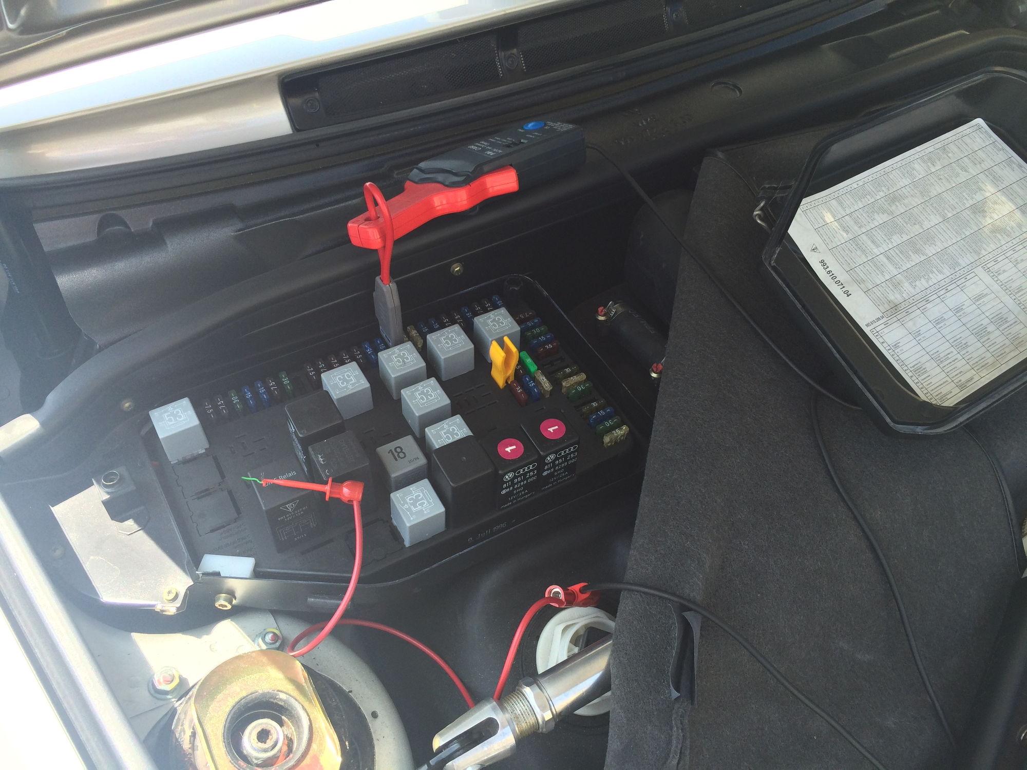 volvo d13 fuse box volvo wirning diagrams 96 993 fuse box what is this wire  rennlist porsche on porsche fuse fuel system testing rennlist porsche  discussion
