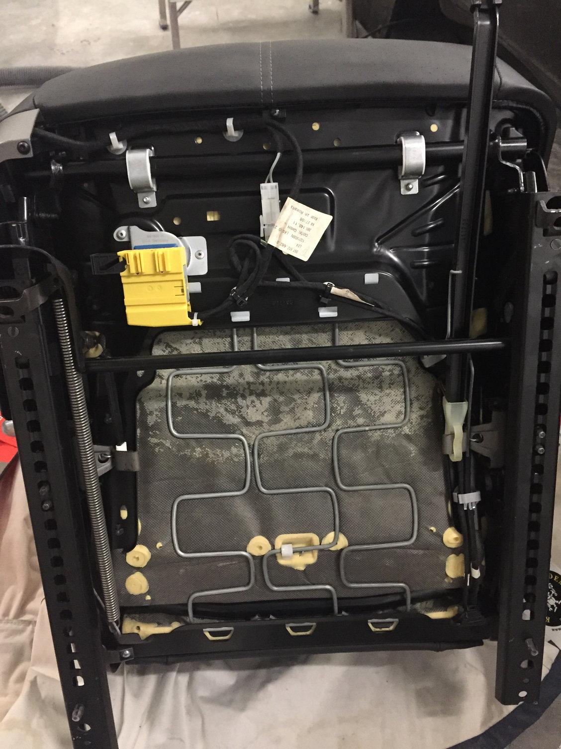 Sport Seat Wiring Diagram - Rennlist