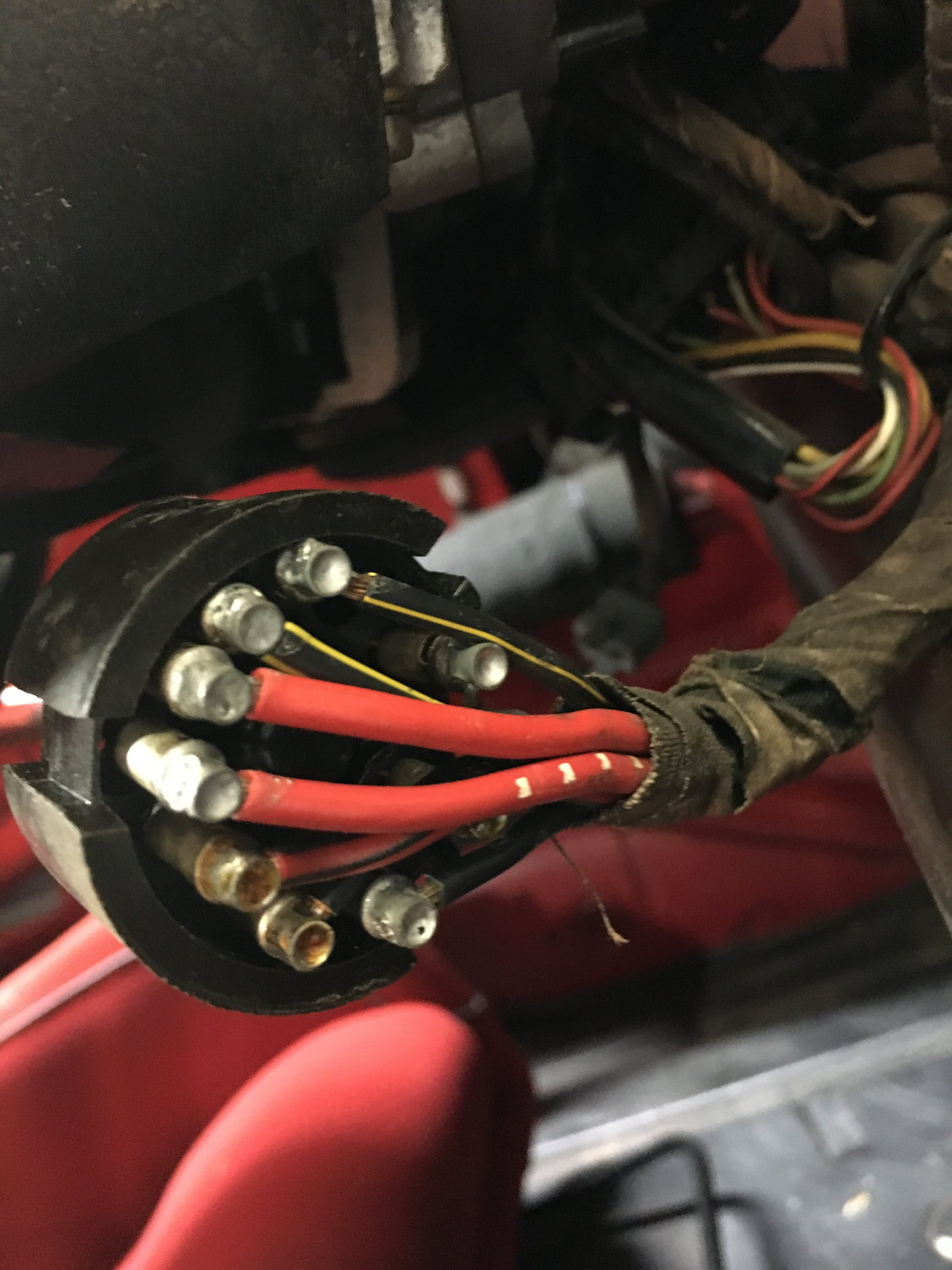 ignition switch wiring, what color goes to what? rennlist