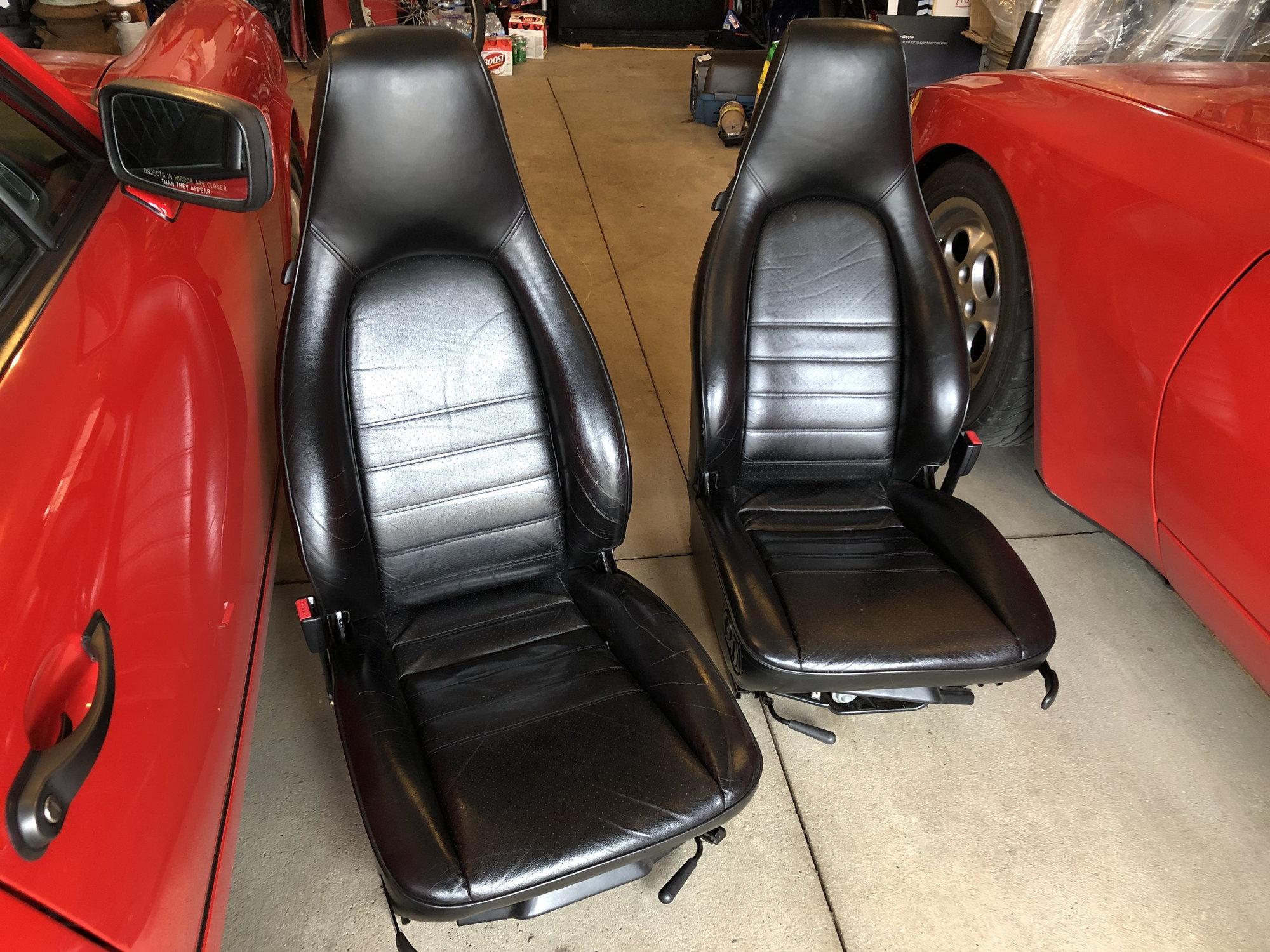 Porsche 944/964/G body Leather Power seats