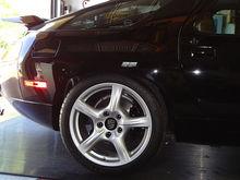 """Panamera 18"""" wheels"""