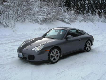 How does the 4S handle in bad weather? - Rennlist - Porsche