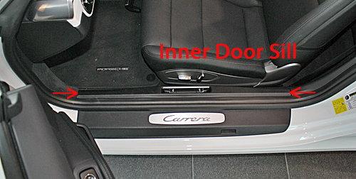 Inner Door Sill Installation Help
