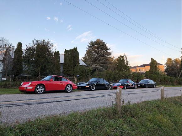 We like BMW's too