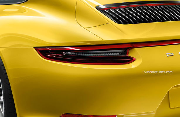 991 2 Tinted Tail Lights Rennlist Porsche Discussion