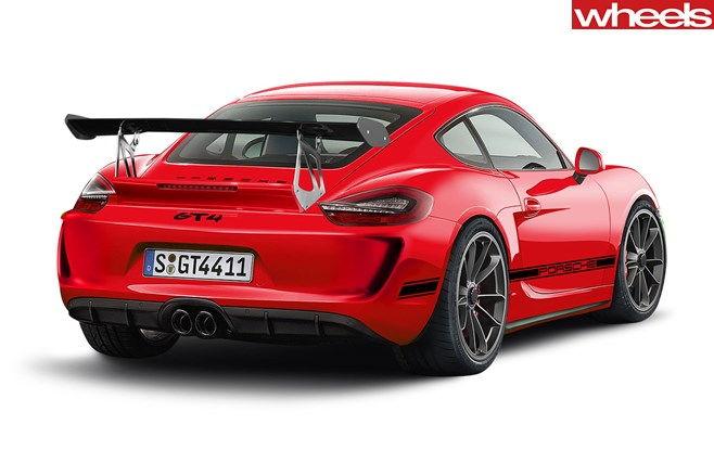 Cayman Gt4 Rs Rennlist Porsche Discussion Forums