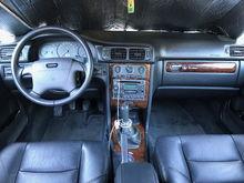 1998 Volvo s70 T5 manual