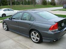 2007 S60R