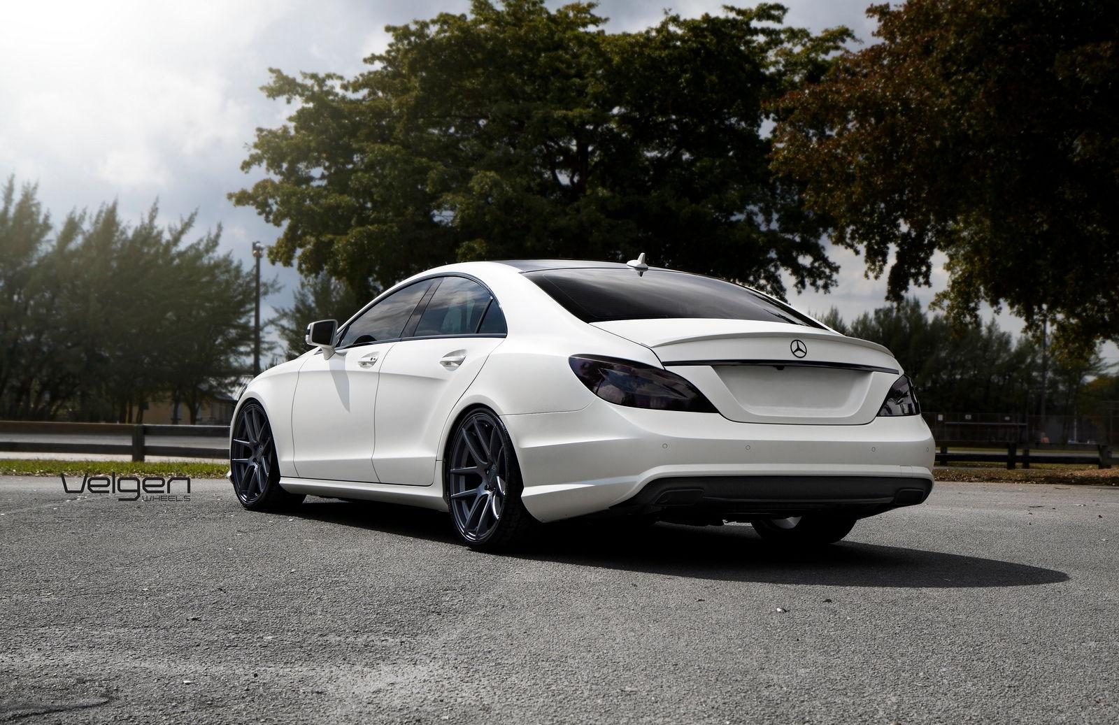 Mercedes benz cls550 on velgen wheels 6speedonline for Mercedes benz cls 550 amg