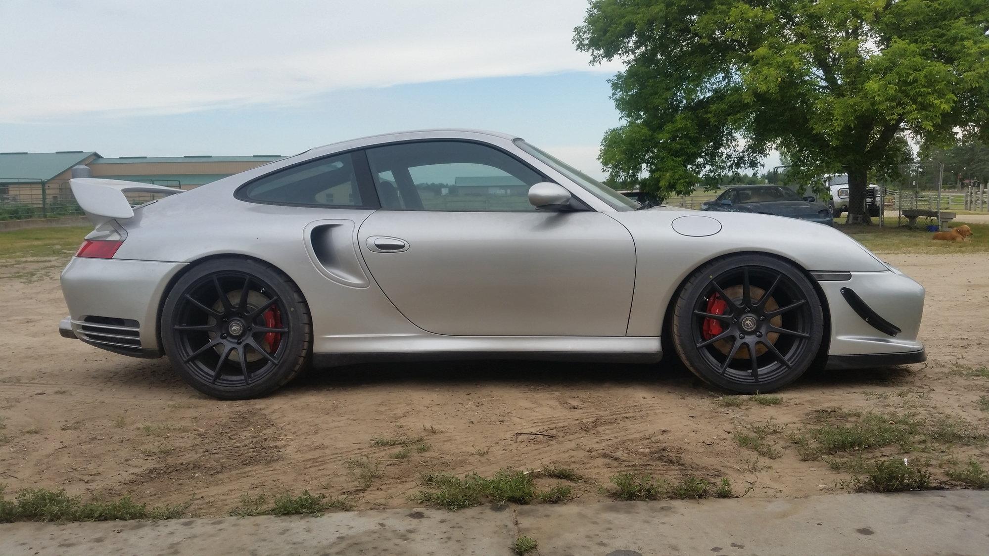 Silver bullet build (updated) - 6SpeedOnline - Porsche Forum