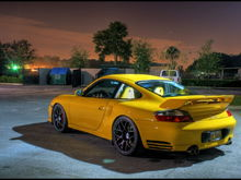Wes Speed Yellow 996TT