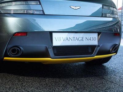 Aston Martin V8 Vantage N430 And Gt Super Sport Exhaust By Quicksilver 6speedonline Porsche Forum And Luxury Car Resource