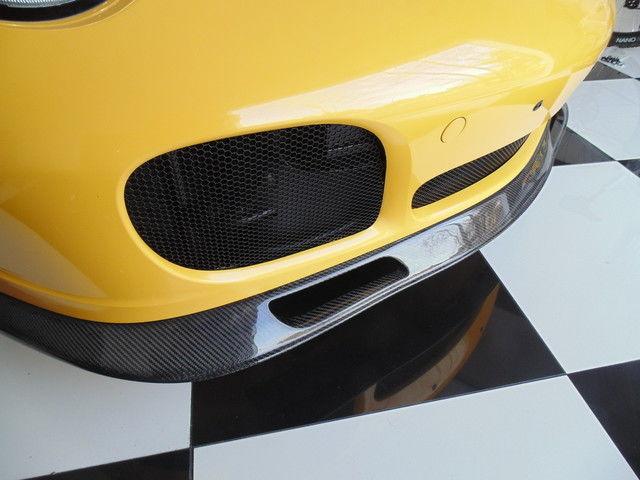 Mesh Bumper Grill Inserts For 996tt By Speedtech
