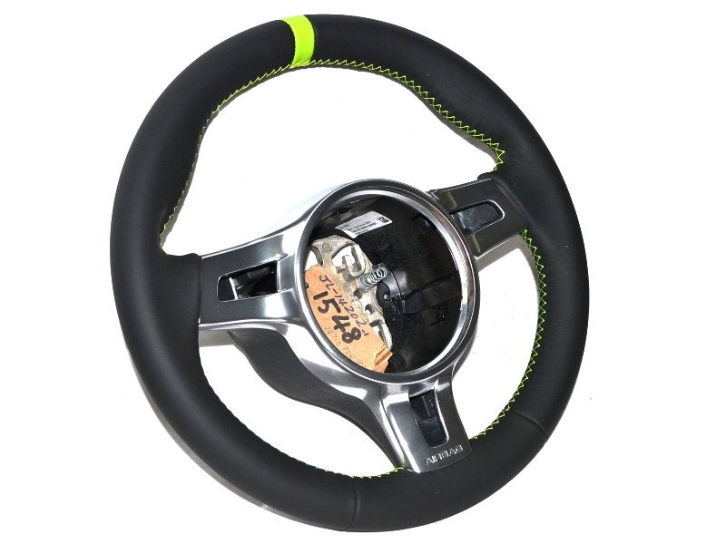 Porsche Sport Design Steering Wheel Projects We Made For