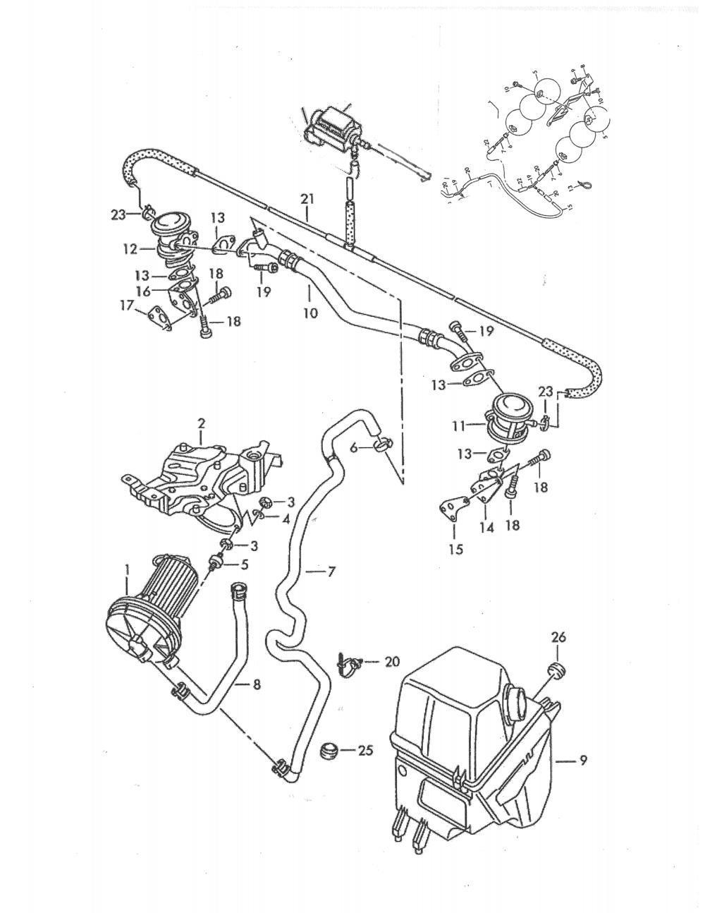 Need Vacuum Hose Diagram