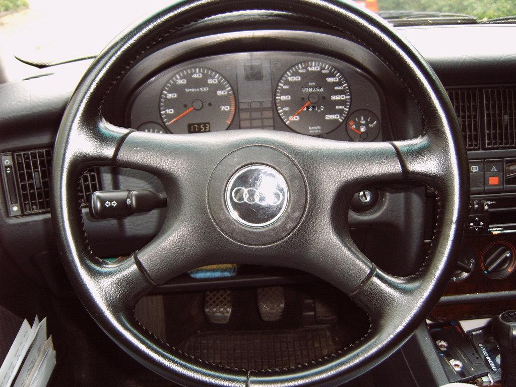 audi 80 b4 1992 steering wheel removal audiworld forums. Black Bedroom Furniture Sets. Home Design Ideas
