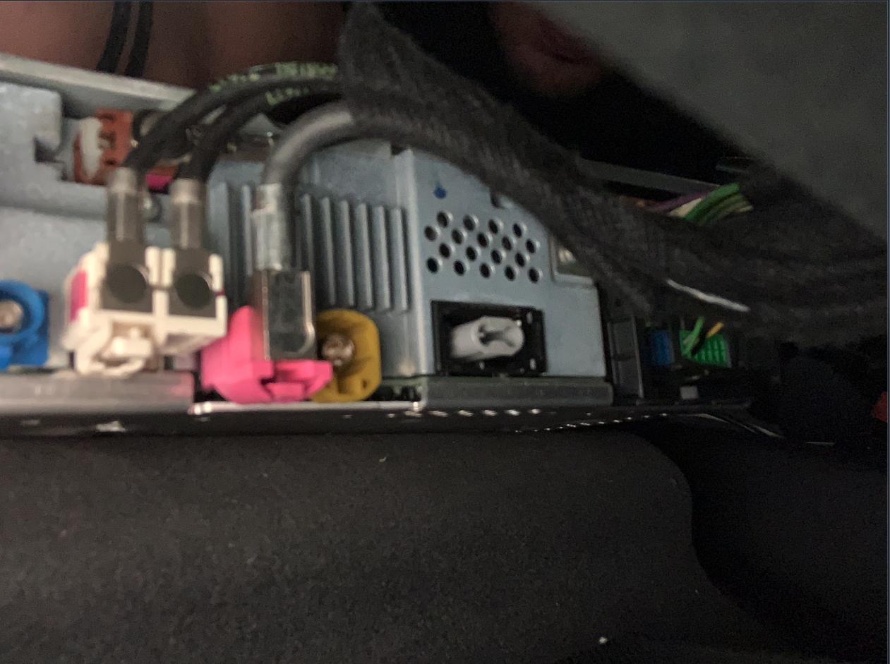 audi a3 mmi upgrade no audio - AudiWorld Forums
