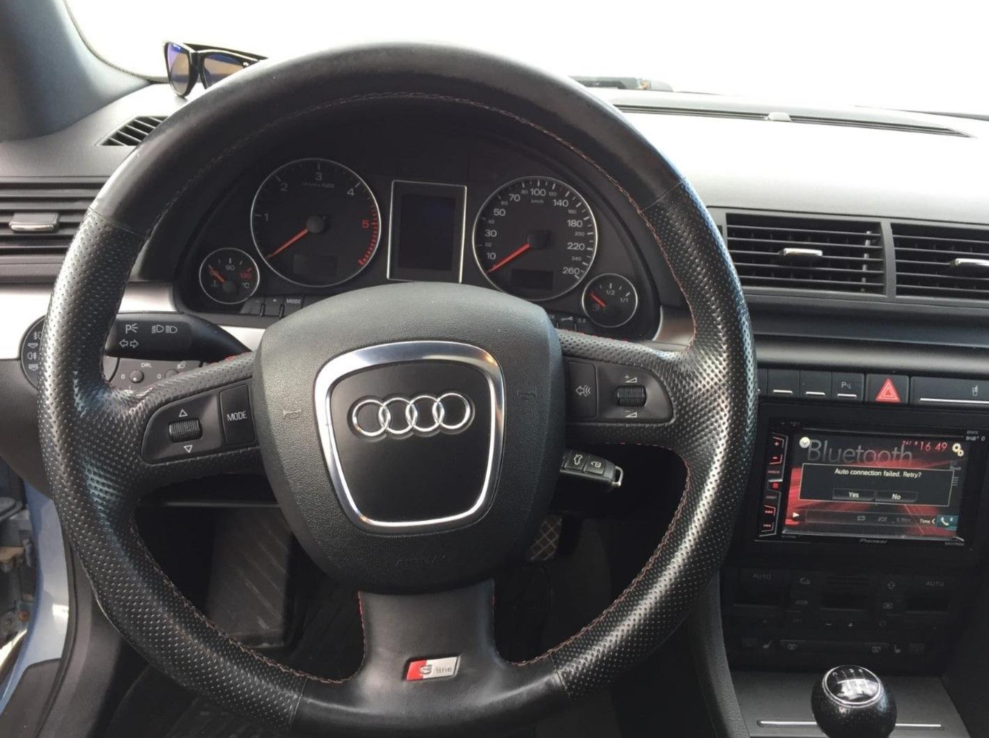 B7 A4 S Line Confusion Audiworld Forums