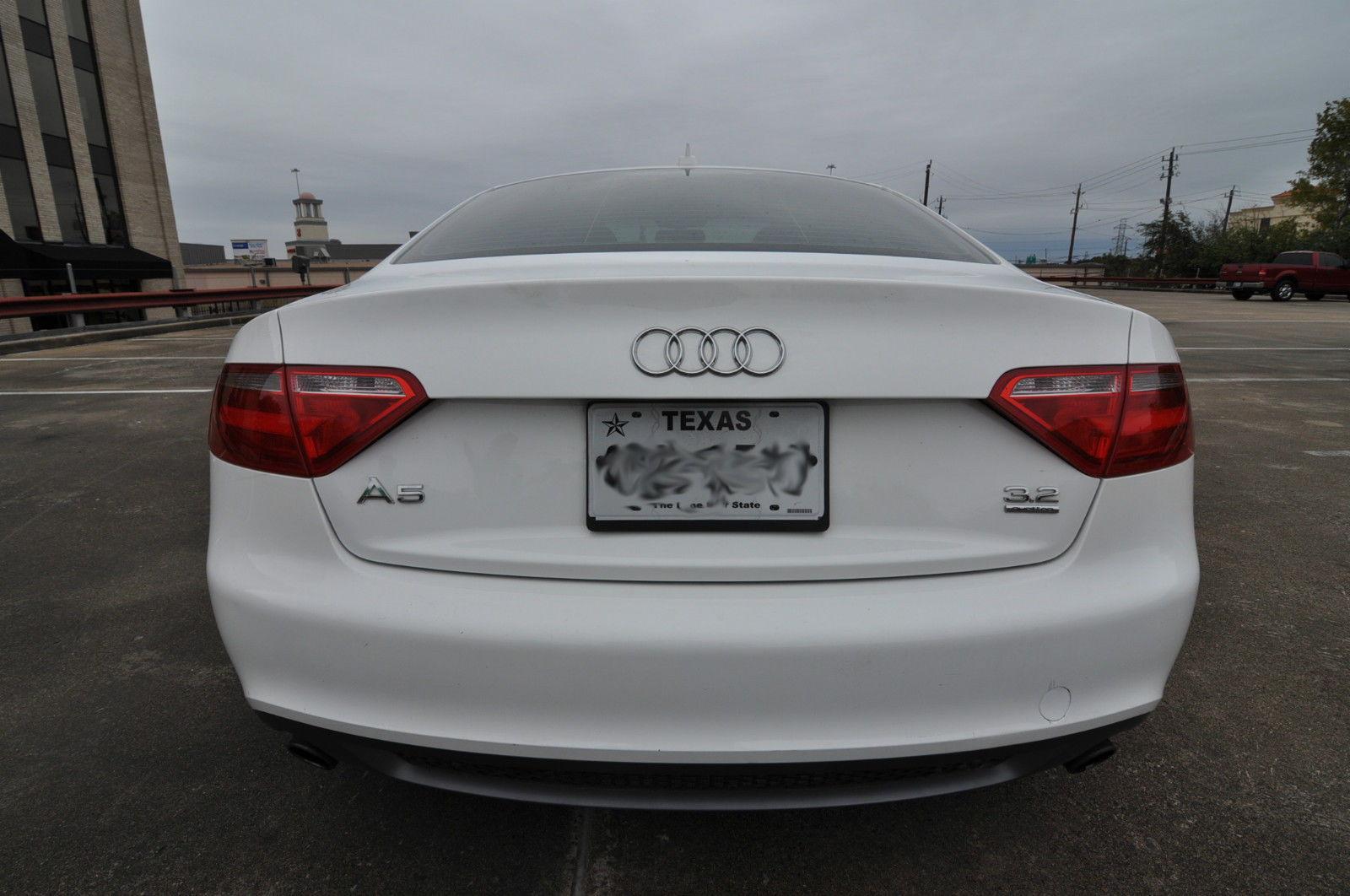 Audi A5 2009 Audi A5 S-Line Rebuilt Title - AudiWorld Forums