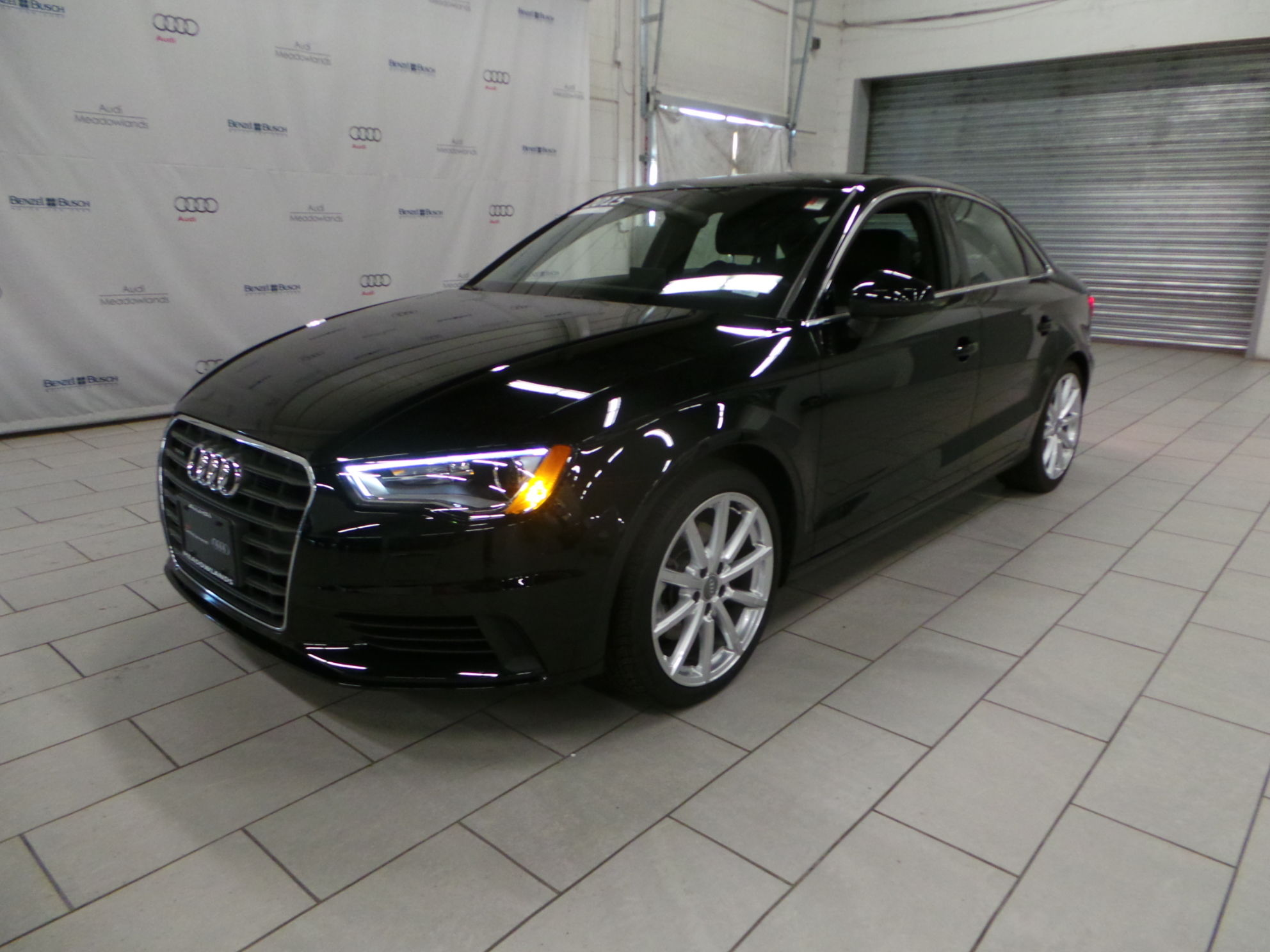 If you call in and mention our listing from audi world you can receive an additional 500 off this car